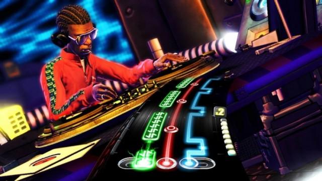 DJ Hero + mix pult
