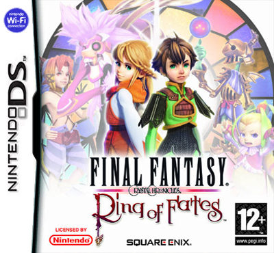 Final Fantasy Crystal Chronicles: Ring of Fate