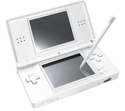 Nintendo DS Lite White