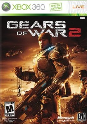 Gears of War 2 CZ
