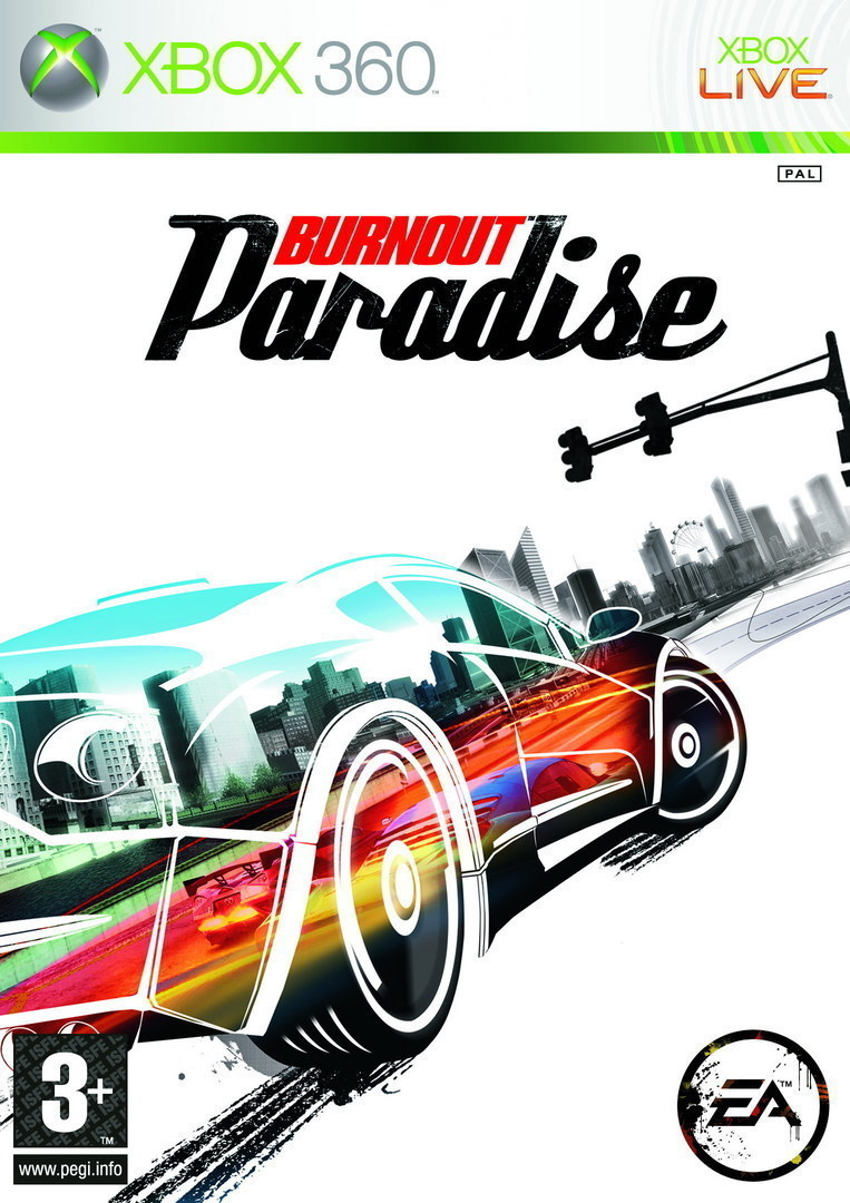 Burnout: Paradise (The Ultimate Box)