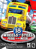 18 Wheels of Steel: Pedal to the Metal + BONUS CD