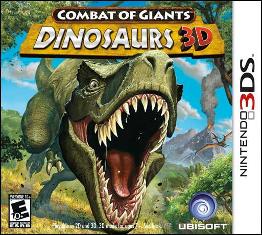 Combat of Giants - Dinosaurs 3D