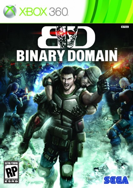 Binary Domain [XBOX360]