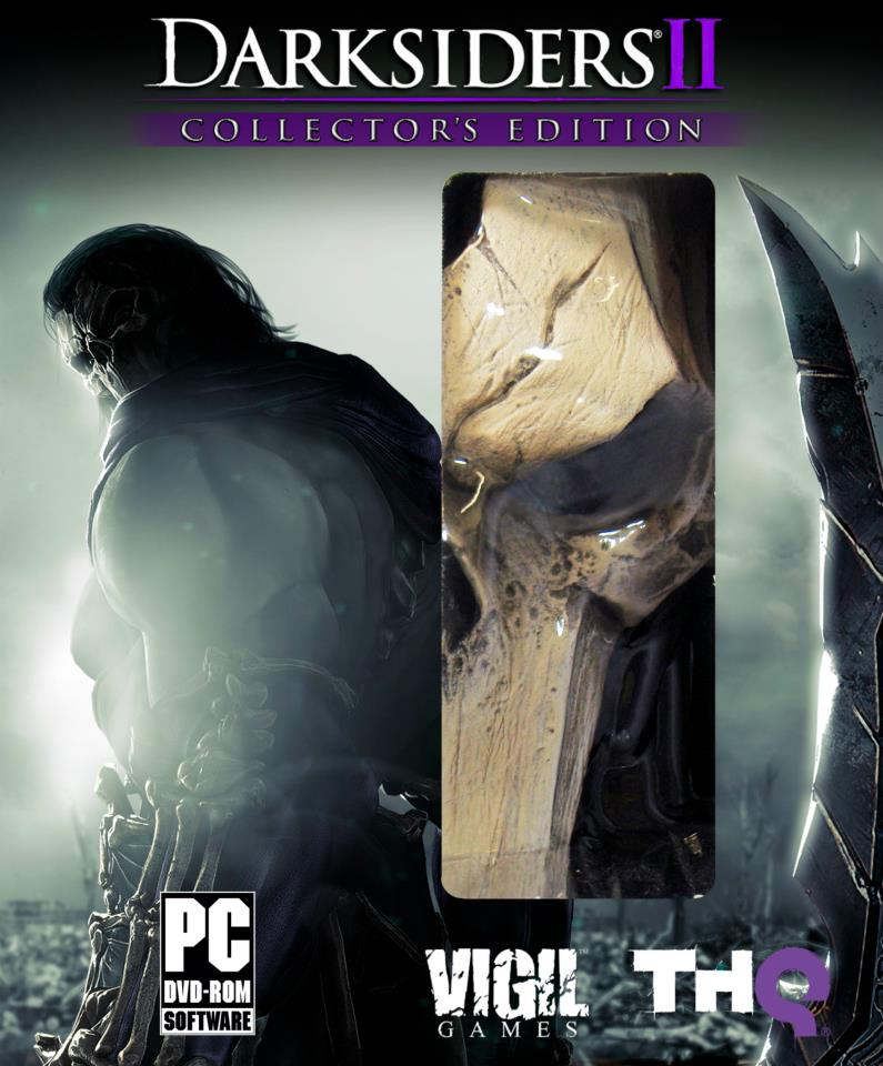 Darksiders 2 - Collector's Edition
