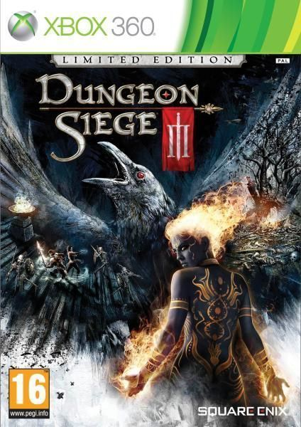 Dungeon Siege 3 - Limited Edition