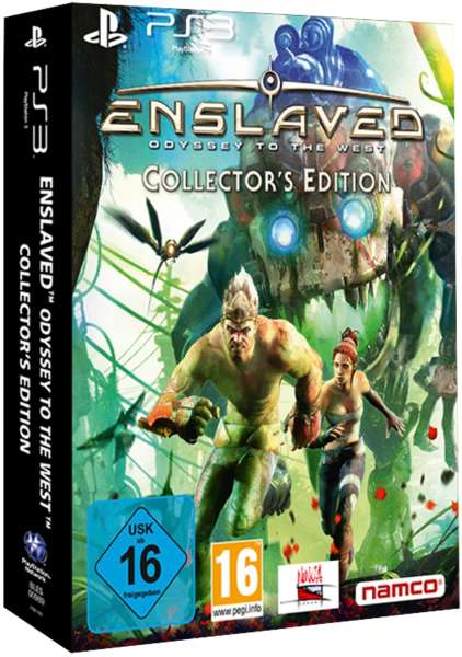 Enslaved: Odyssey to the West - Collectors Edition