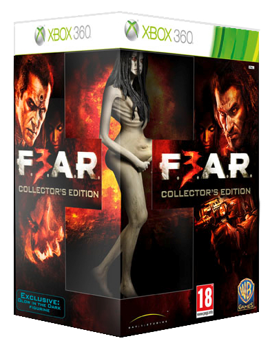 F.3.A.R. (FEAR 3) - Collectors Edition