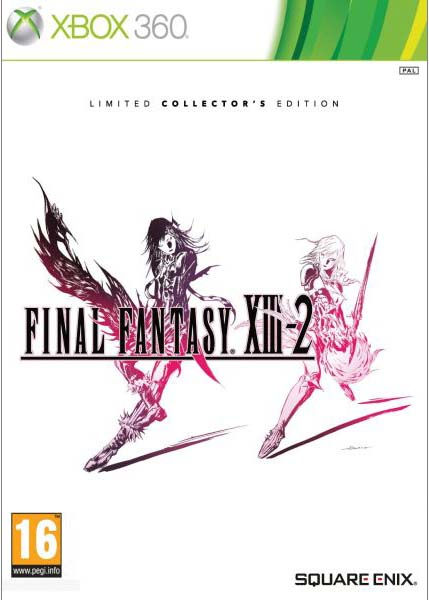 Final Fantasy XIII-2 Collector´s Edition