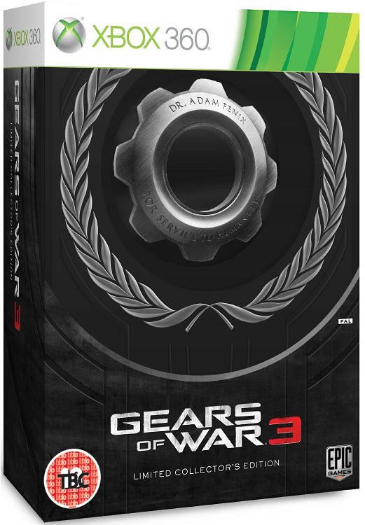 Gears of War 3 - Limited Edition