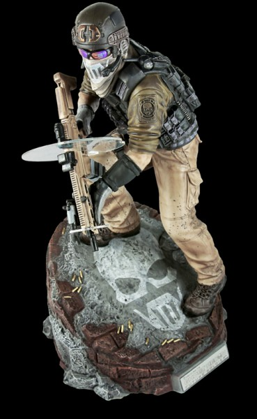 Ghost Recon Future Soldier Figure - Kozak figure