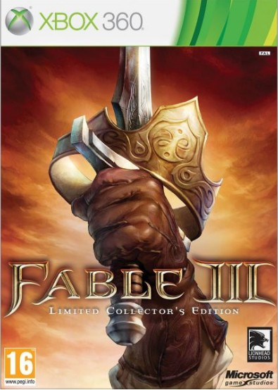 Fable 3 CZ - Collectors Edition
