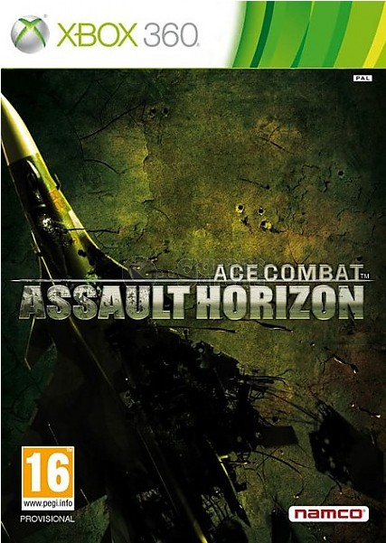Ace Combat: Assault Horizon - Limited Edition