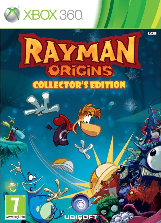 Rayman Origins: Collectors Edition