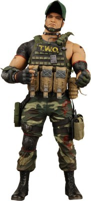 "Army of Two Rios 7"" Action Figure"