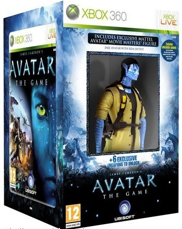Avatar Limited Collectors Edition