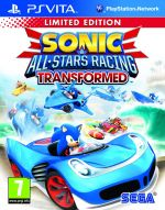 Sonic & All-Stars Racing Transformed (Limited edition)
