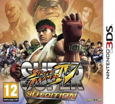 Super Street Fighter IV (3D Edition)