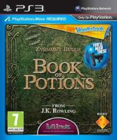 Wonderbook: Book of Potions + MOVE Starter pack