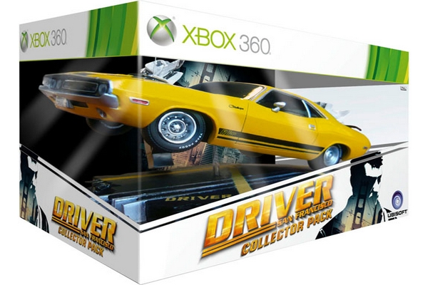 Driver: San Francisco - Collectors Edition